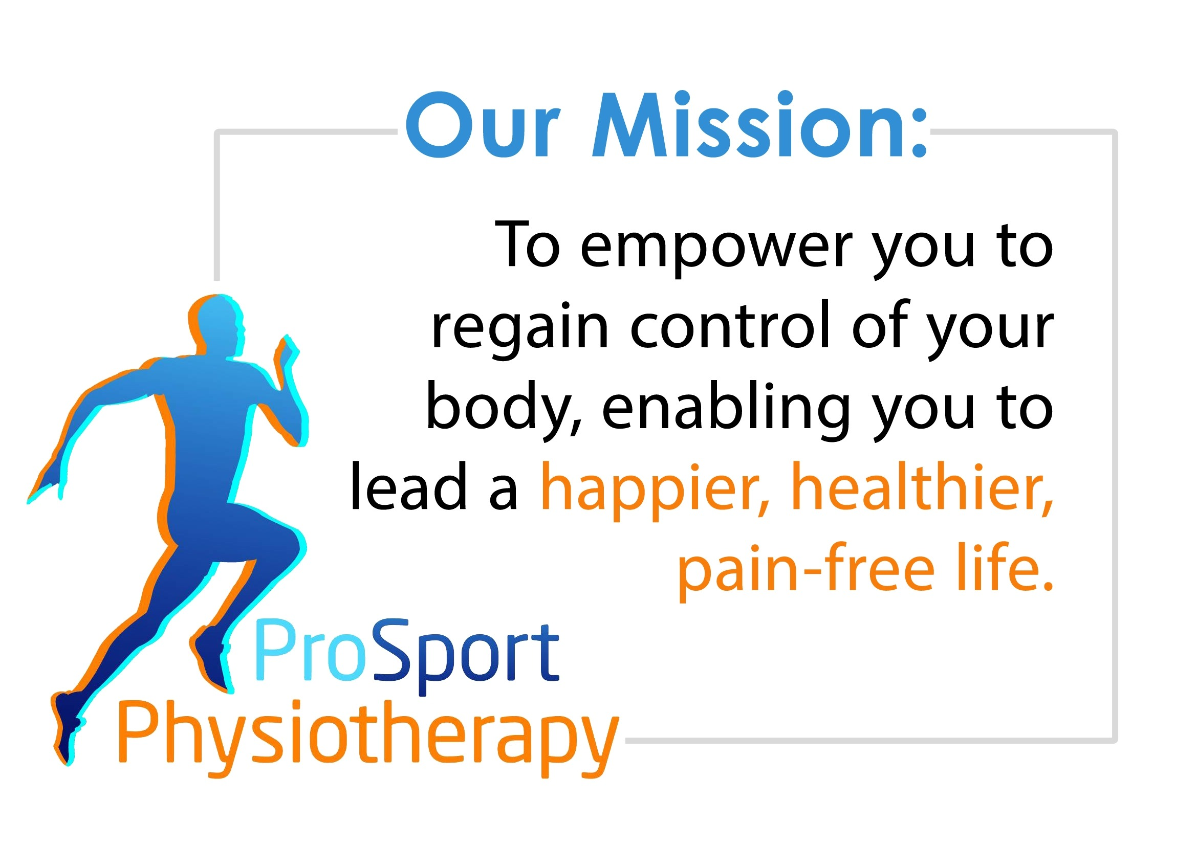 Pro Sport Physiotherapy mission to help relief pain across Huddersfield and the World