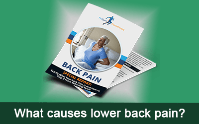 What Has Caused My Lower Back Pain?