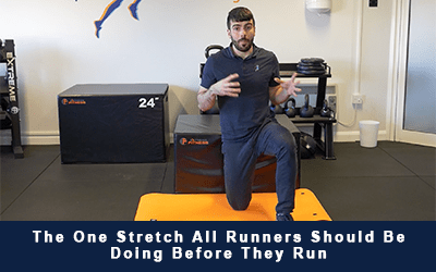 The One Stretch All Runners Should Be Doing Before They Run