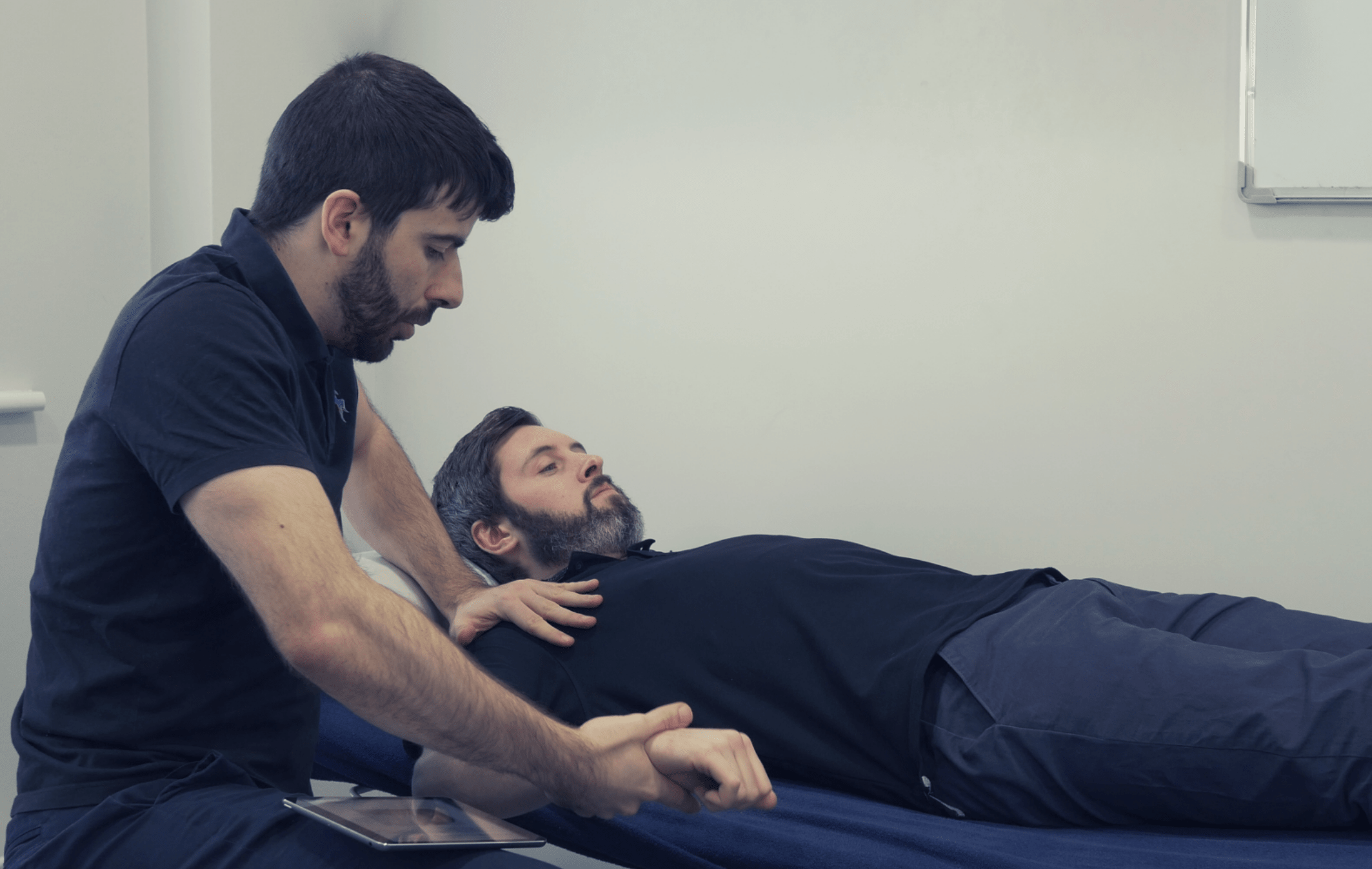 David O'Sullivan Huddersfield Physiotherapist