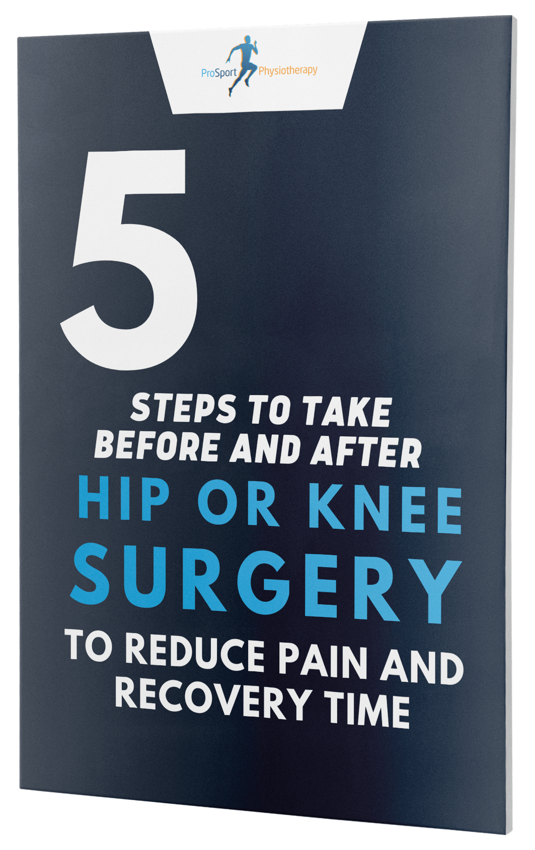 PDF Guide 5 steps to recovery after surgery Pro Sport Physiotherapy Huddersfield