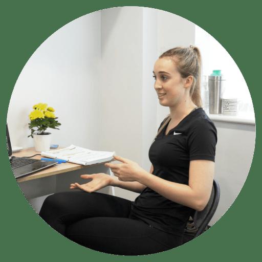 Sarah Whiteley sports physiotherapist massage therapist Huddersfield