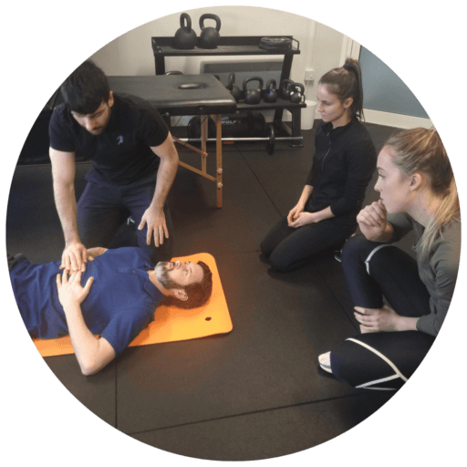 Stacia Assessment by Shane Mooney physiotherapist in Huddersfield