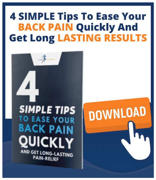 4 simple Tips To Ease Your Back Pain - Pdf Tips Download Guide